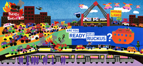 Are You Ready For a Ruckus? Debut Presentation