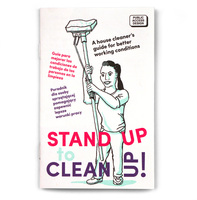 Stand Up to Clean Up!