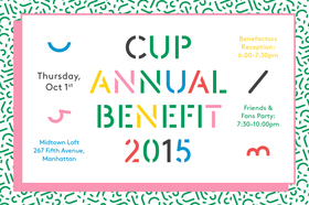 CUP Annual Benefit 2015 Wrap-up
