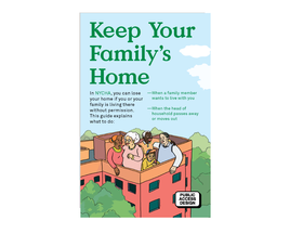 Launch event for _Keep Your Family's Home_!