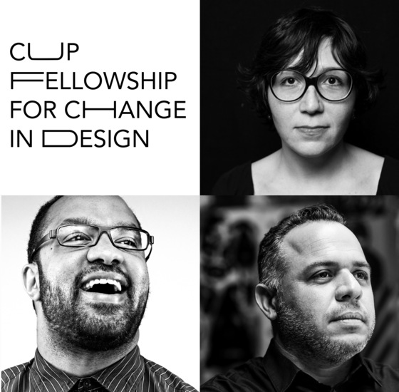 Meet the Jurors for CUP's Fellowship for Change in Design