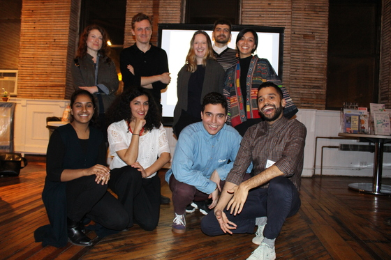 Call for the 2019 Public Access Design Fellows