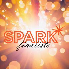 CUP is a finalist for the Spark Prize!