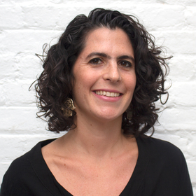 Welcome Yasmin Safdié, CUP's new Director of Programs!