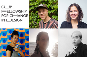 Meet the finalists: 2019 Fellowship for Change in Design