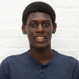 Welcome Oumar Kane, CUP's 2019 High School Intern!