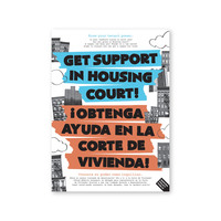 Get Support in Housing Court
