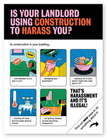 Is Your Landlord Using Construction to Harass You?