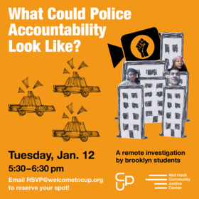 You're invited! Students premiere short film on police accountability